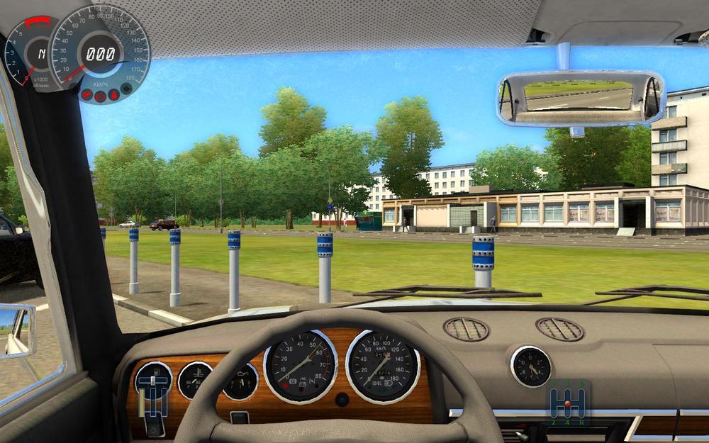 23 окт 2010 Скачать игру 3D инструктор учебный автосимулятор 2 для PC + cra